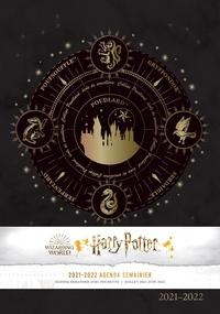 Huginn & Muninn - Harry Potter Agenda semainier.