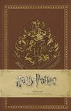 Huginn & Muninn - Harry Potter Poudlard - Mini-carnet avec pochette.