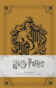 Deedr.fr Harry Potter Poufsouffle - Mini-carnet avec pochette Image