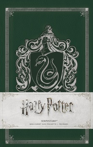 Harry Potter Serpentard - Mini-carnet avec pochette.pdf