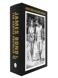 Histoiresdenlire.be James Bond - 100 cartes postales Image