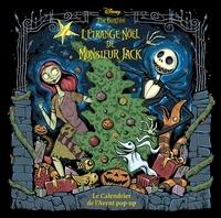 Huginn & Muninn - L'étrange Noël de Monsieur Jack - Le calendrier de l'Avent pop-up.