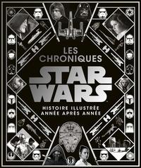Huginn & Muninn - Star Wars : Les chroniques - Histoire illustrée année après année.