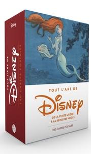 Tout lart de Disney - De la Petite Sirène à la Reine des Neiges. 100 cartes postales.pdf