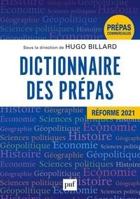Hugo Billard - Dictionnaire des prépas.