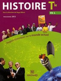 Hugo Billard - Histoire Tle, ES, L - Regards historiques sur le monde actuel, programme 2012.
