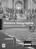 Hugo Borgogno - Histoire Géographie Enseignement moral et civique 2nde Bac Pro - Livre du professeur.
