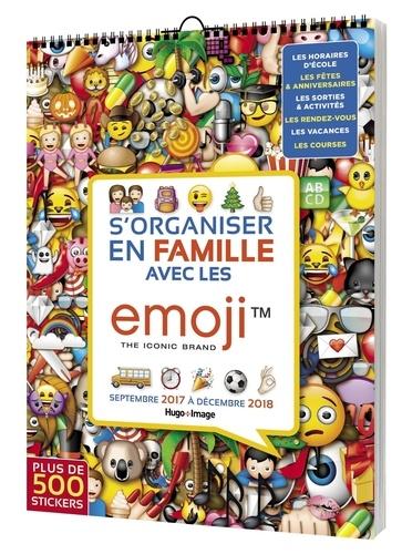 S Organiser En Famille Avec Les Emoji Grand Format