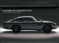 Hugo & Cie - Voiture de légende 2012 - L'agenda-calendrier.