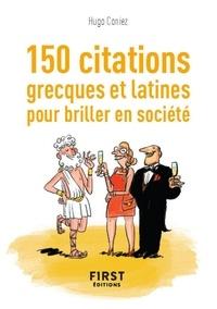 Téléchargement de livres à partir de Google Books en ligne 150 citations grecques et latines pour briller en société  en francais
