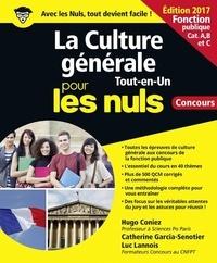 La Culture générale Fonction publique pour les nuls - Concours.pdf