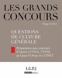 Hugo Coniez - Questions de culture générale.