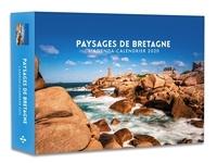 Hugo et Compagnie - L'agenda-calendrier paysages de Bretagne.