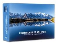 Ebooks et livres audio à télécharger gratuitement Montagnes et sommets  - L'agenda-calendrier en francais par Hugo et Compagnie 9782755642186