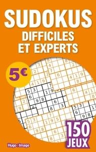 150 jeux Sudokus difficiles et experts -  Hugo Image   Showmesound.org