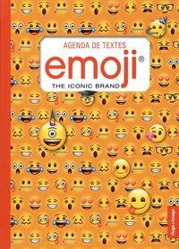 Hugo Image - Agenda de texte Emoji, the iconic brand.