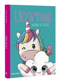 Hugo Image - Agenda de textes Licornes.