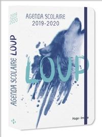 Hugo Image - Agenda scolaire Loup.