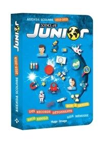 Hugo Image - Agenda scolaire Science & Vie Junior.