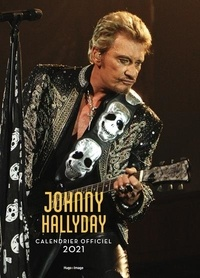 Hugo Image - Calendrier officiel Johnny Hallyday.