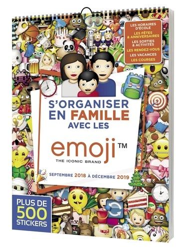 S Organiser En Famille Avec Les Emoji The Iconic Brand Grand Format