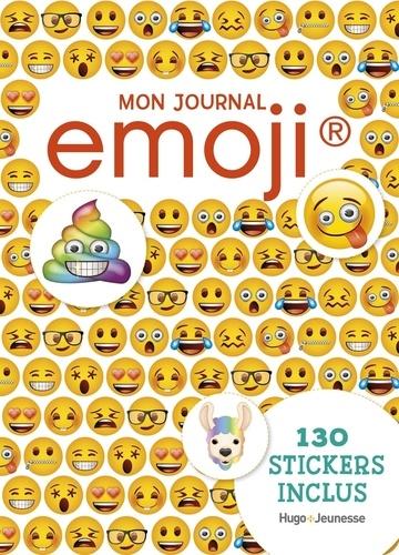 Mon Journal Intime Emoji Avec 130 Stickers Grand Format
