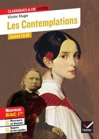 Hugo et Michel Vincent - Les Contemplations, Livres I à IV (Bac 2020) : mise en voix par Jacques Weber + dossier - l'oeuvre mise en voix par Jacques Weber, avec un dossier spécial lycée.