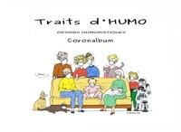Hugo Mollier - Coronalbum - Dessins humoristques.