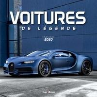 Hugo Motors - Calendrier mural voitures de légende.
