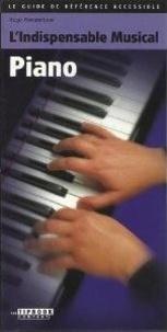 Hugo Pinksterboer - Piano.