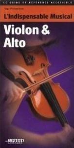 Hugo Pinksterboer - Violon et alto.