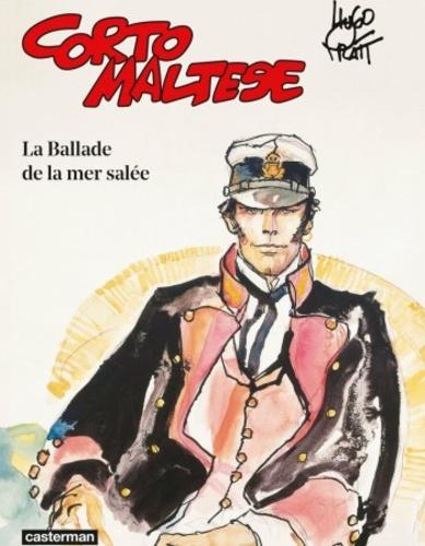Corto Maltese en couleur Tome 1 La ballade de la mer salée