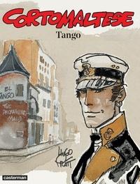 Hugo Pratt - Corto Maltese en couleur Tome 10 : Tango.