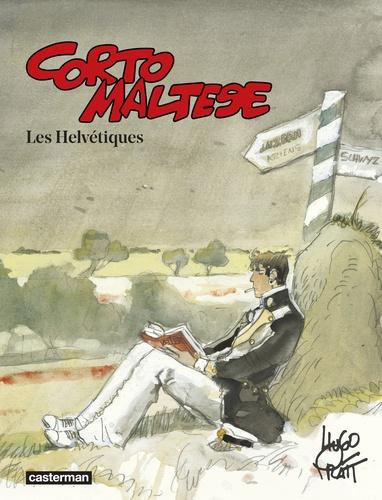 Hugo Pratt - Corto Maltese en couleur Tome 11 : Les helvétiques.