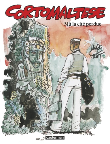 Corto Maltese en couleur Tome 12 Mu, la cité perdue