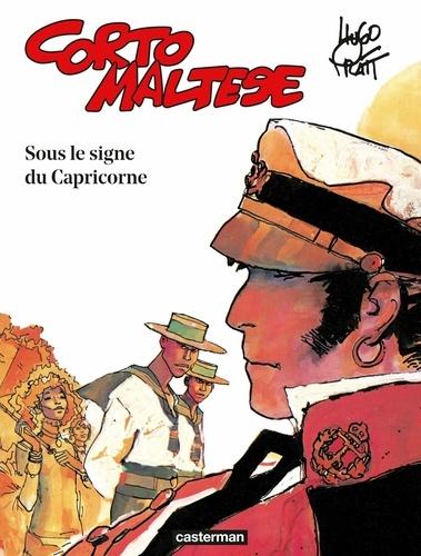 Corto Maltese en couleur Tome 2 Sous le signe du Capricorne