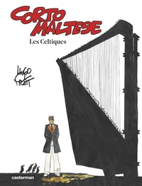 Hugo Pratt - Corto Maltese en couleur Tome 4 : Les Celtiques.