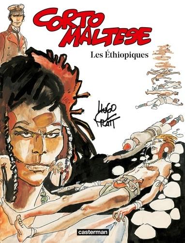 Hugo Pratt - Corto Maltese en couleur Tome 5 : Les Ethiopiques.