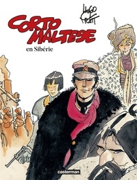 Hugo Pratt et Patrizia Zanotti - Corto Maltese en couleur Tome 6 : En Sibérie.
