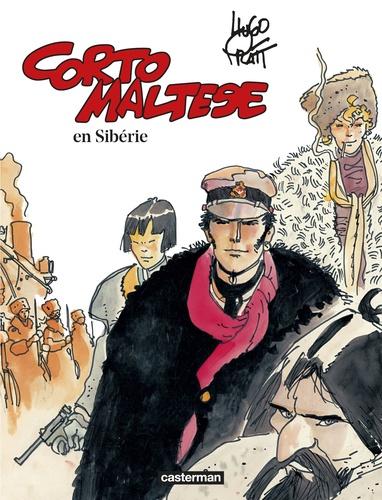 Corto Maltese en couleur Tome 6 En Sibérie