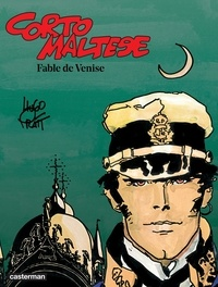 Hugo Pratt - Corto Maltese en couleur Tome 7 : Fable de Venise.