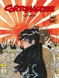 Hugo Pratt - Corto Maltese en couleur Tome 9 : La jeunesse.