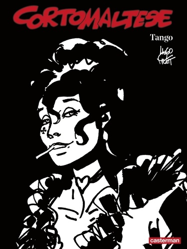 Corto Maltese en noir et blanc Tome 10 Tango