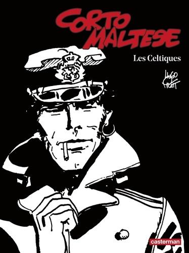 Corto Maltese en noir et blanc Tome 4 Les Celtiques