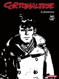 Hugo Pratt - Corto Maltese en noir et blanc Tome 9 : La jeunesse.
