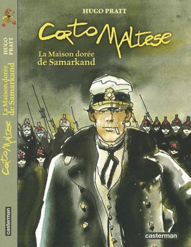 Corto Maltese  La Maison dorée de Samarkand -  avec 1 DVD