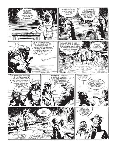 Corto Maltese Tome 15 Le jour de Tarowean -  -  Edition de luxe