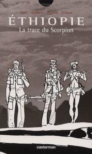 Hugo Pratt et Jean-Claude Guilbert - Ethiopie - La trace du Scorpion.