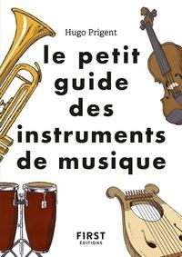 Téléchargement gratuit pour les ebooks sur mobile Le petit guide des instruments de musique