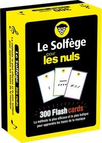Hugo Prigent - Le solfège pour les nuls - 300 cartes.